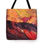 Hell-bent Tote Bag