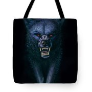 Hell Hound Tote Bag