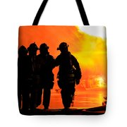 Hell Is For Hero's Tote Bag