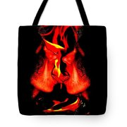 Hell Looks Like Heaven To Me Tote Bag