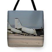Hellenic Air Force C-27j Spartan Tote Bag
