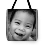 Hello Dad Tote Bag