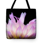 Hello Dahlia Tote Bag