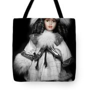 Hello Dollie Doll Tote Bag