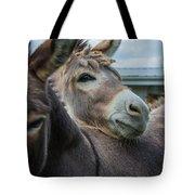 Hello Donkey Tote Bag