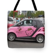 Hello Kitty Car Tote Bag