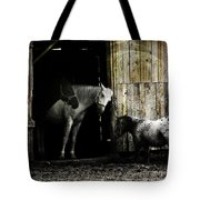Hello Neighbour Tote Bag