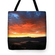 Hello Sunrise Tote Bag