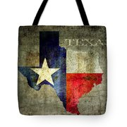 Hello Texas Tote Bag
