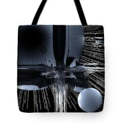 Helm Of Darkness Tote Bag