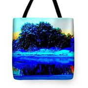 Help The Trolls Island Because It Can't Help Itself  Tote Bag