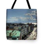 Helsingborg Hdr Pano Tote Bag