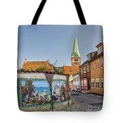 Helsingor Street Tote Bag