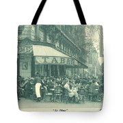 Hemingway's Paris 1925 Tote Bag