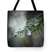 Hemlock Tears Tote Bag