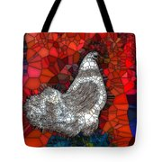 Hen Watch I Tote Bag