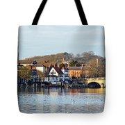 Henley-on-thames Tote Bag