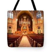Hennepin Avenue Methodist Church Tote Bag