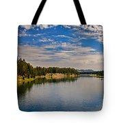 Henry Fork Of Snake River II Tote Bag by Robert Bales