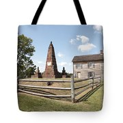 Henry Hill At Manassas Tote Bag