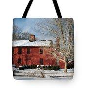 Henry Lloyd Manor House Tote Bag