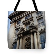 Henry The Eighth London England Tote Bag