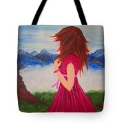 Her Beautiful Day Tote Bag