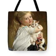 Her Best Friend Tote Bag