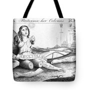 Her Colonies Reduced Tote Bag
