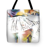 Her New Skirt Tote Bag