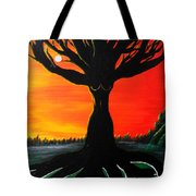 Her Roots Run Deep Tote Bag