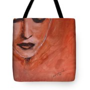 Looking To Her Soul Tote Bag
