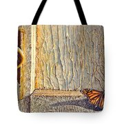 Her Wings Were Kissed By The Sun Tote Bag