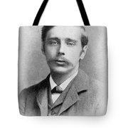 Herbert George Wells (1866-1946) Tote Bag