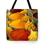 Herbs And Spices Tote Bag