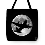 Hercules Moon Tote Bag