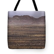 Herd Of Antelope   #8573 Tote Bag