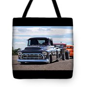 Here Come The Hot Rod Boys Tote Bag