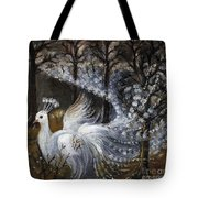 Here Comes The Mist Tote Bag