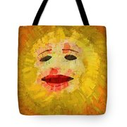 Here Comes The Sun One Tote Bag