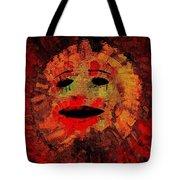 Here Comes The Sun Three Tote Bag