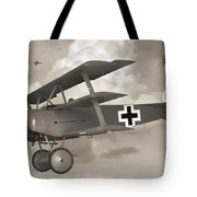 Here Comes Trouble 3 Tote Bag by Mike McGlothlen