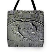 Here Lies Interred Tote Bag