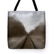 Here That Train Tote Bag