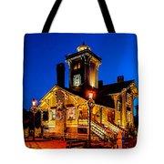 Hereford Christmas Tote Bag