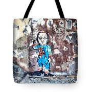 Here's Chucky Tote Bag