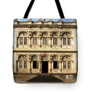 Heritage Building Tote Bag