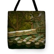 Heritage Gardens Tote Bag
