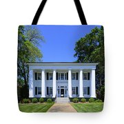 Heritage Hall In Madison Georgia Tote Bag