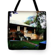 Heritage Sandstone House In Sydney Australia Tote Bag